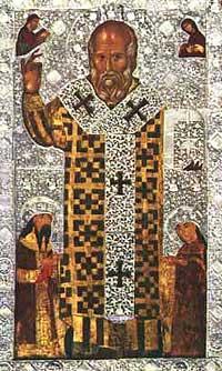 Икона Уроша III Дечанского (1327г)